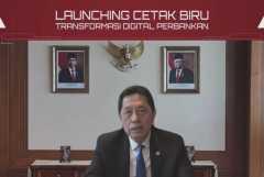 OJK resmi luncurkan Cetak Biru Transformasi Digital Perbankan